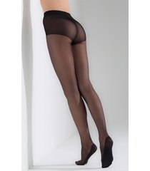 natori massaging sheer tights, women's, cotton, size xl