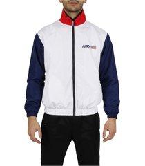 open jacket
