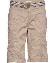 shorts woven shorts chino shorts brun esprit casual