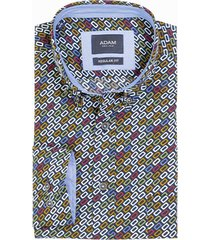 adam est 1916 adam est. 1916 casual shirt multicolor