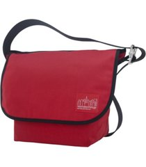 manhattan portage medium vintage messenger bag