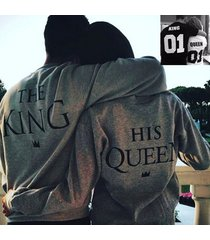 new letters men women's casual lover couple's cotton sweatshirts hoodies for aut