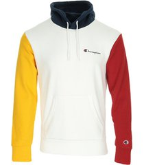 sweater champion colour block hoodie