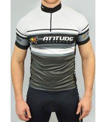 camiseta atitude ciclismo