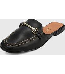 slipper negro zatz