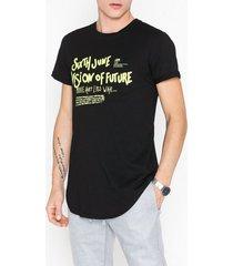 sixth june peace t-shirt t-shirts & linnen svart