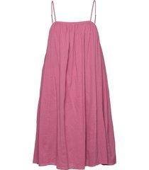 karla short dress 11463 korte jurk roze samsøe samsøe