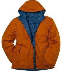 keerbaar herenjack, oranje 52