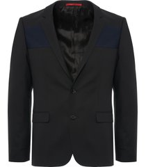 hugo by hugo boss black ubaldo blazer 183 - 50387584