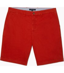 """tommy hilfiger adaptive men's 9"""" th flex shorts with magnetic fly & velcro closure"""