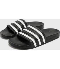 sandalia adilette  negro adidas originals