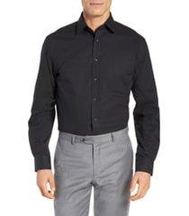 men's nordstrom men's shop tech-smart traditional fit stretch pinpoint dress shirt