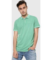polo verde pepe jeans