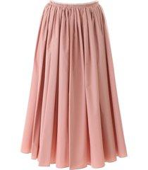 marni flared skirt