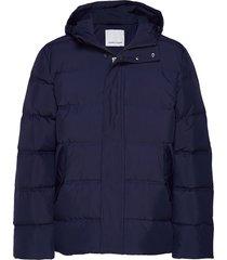 bjarket jacket 8306 gevoerd jack blauw samsøe & samsøe