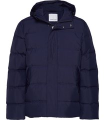 bjarket jacket 8306 gevoerd jack blauw samsøe samsøe