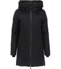 herno hooded down jacket in 2layer gore-tex