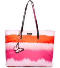 betsey johnson to dye for tote