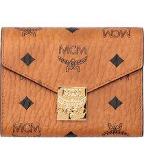 mcm patricia wallet