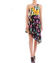 korte jurk versace jeans couture d2hvb496-s0685