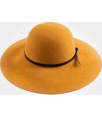 lanora round floppy boho hat - camel