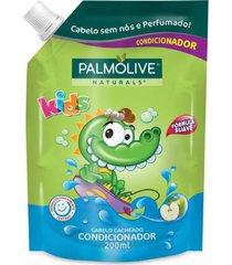 condicionador palmolive naturals kids cabelo cacheado refil 200ml