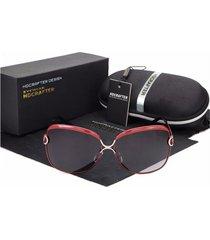 gafas lentes sol mujer butterfly uv400 hdcrafter e016