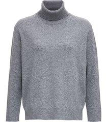 fabiana filippi wool and silk sweater with lurex detail