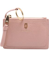 'top zip' wallet