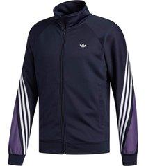 jacka 3-stripes wrap track jacket