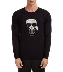 maglione maglia uomo girocollo ikonik