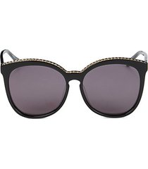 60mm oversized sunglasses