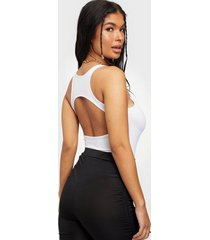 nly trend sporty back body bodys