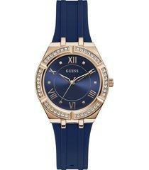 reloj guess mujer cosmo/gw0034l4 - azul