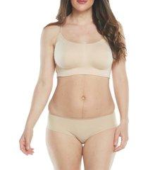 women's cake maternity seamless bra and undies set