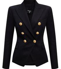 peak lapel blazer