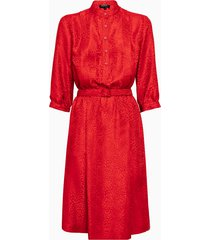 a.p.c. robe marion dress seajj-f05505