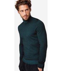 maglia dolcevita lana