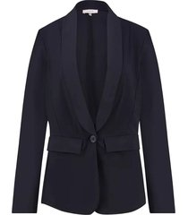 blazer loes resi travel dark blue