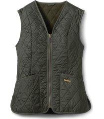 barbour women's fleece betty gilet/liner