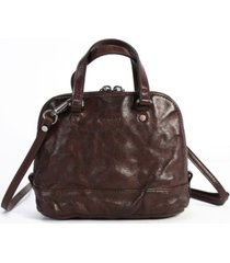 old trend cedar leather crossbody bag