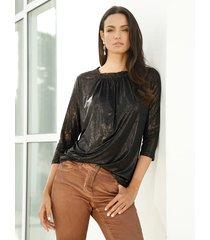 shirt amy vermont bronskleur