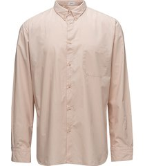 m. peter washed poplin shirt overhemd business roze filippa k