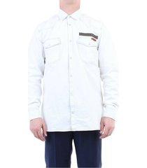 deluxe brand gmp00487p000263 denim shirt