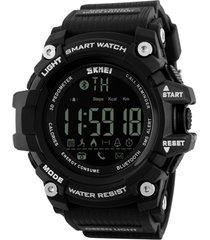 relógio smart watch skmei 1227 preto