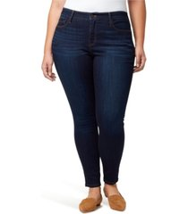 sanctuary plus denim social standard skinny jeans