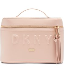 dkny trademark cosmetic case