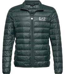 jacket fodrad jacka grön ea7