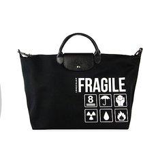large fragile travel bag