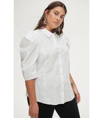 blus xbenna 3/4 shirt